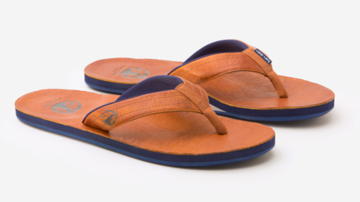 Flip Flops That'll Knock It Out of the Park