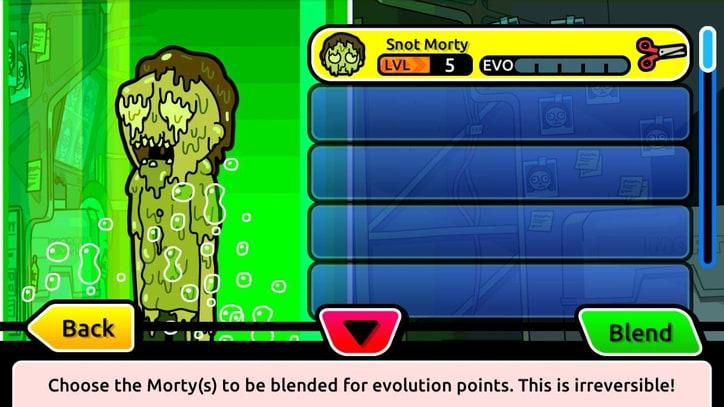 More Than 50 New 'Rick and Morty' Characters Coming to 'Pocket Mortys'