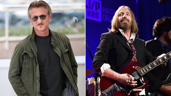 Sean Penn Honors 'Music, Words and Way' of Tom Petty