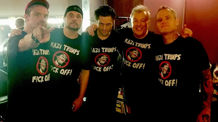 See Jello Biafra Join Supergroup Dead Cross for 'Nazi Trumps F--k Off'