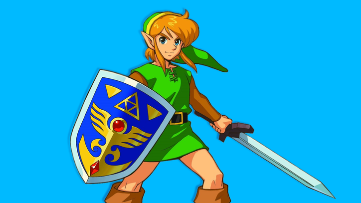 See (Almost) Every 'Zelda' Game Ever