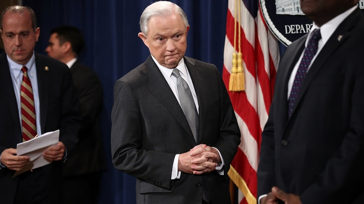 Jeff Sessions' Tough-on-Crime Approach Faces Bipartisan Pushback