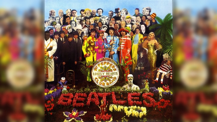 Beatles' 'Sgt. Pepper' Artwork: 10 Things You Didn't Know