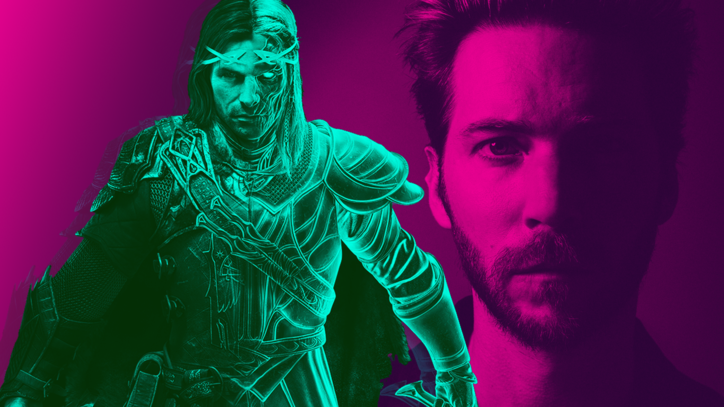 Troy Baker is More Than Just a Voice in 'Shadow of War'