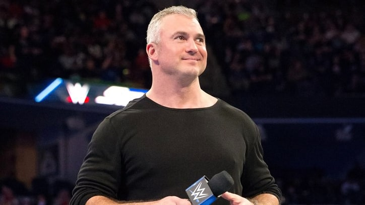 Shane McMahon, Son of WWE's Vince McMahon, Survives Helicopter Crash