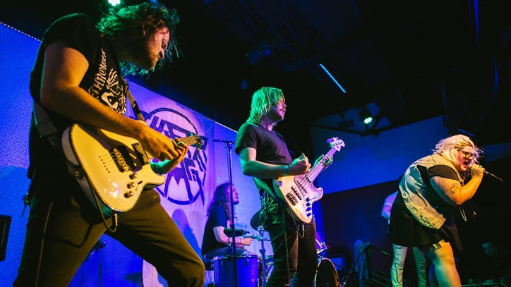 Inside Sheer Mag's Grassroots Rock & Roll Takeover