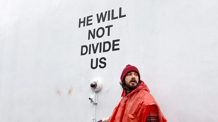 Shia LaBeouf Charged With Assault, Harassment Violation