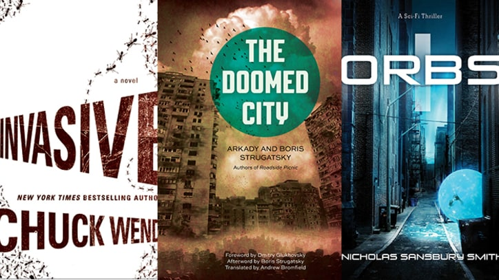 The End of the World Never Was So Fun: Three Worthy New Science Fiction Books