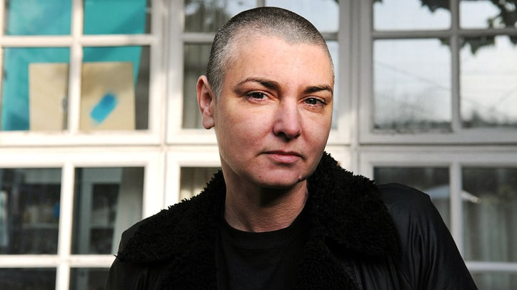 Sinead O'Connor Discusses Mental Illness, Mother's Alleged Abuse With Dr. Phil