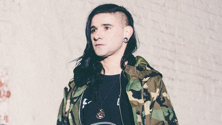 Skrillex Talks Getting Guns N' Roses Crowd 'Semi-Turnt' in Opening Gig