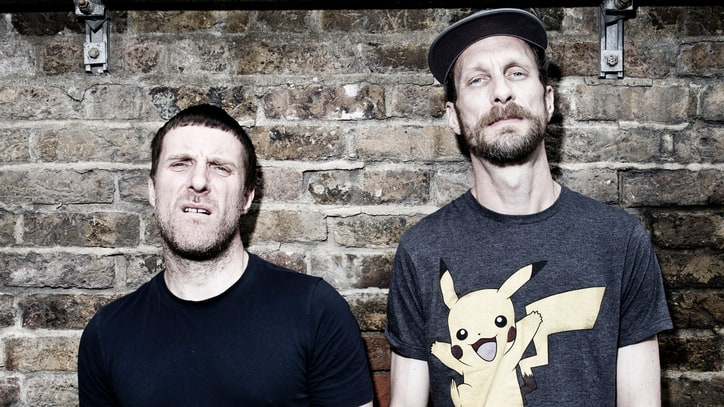Review: Sleaford Mods' 'English Tapas' Is Post-Brexit Punk-Hop