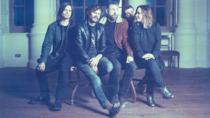 Hear Slowdive's Celestial First Song in 22 Years 'Star Roving'