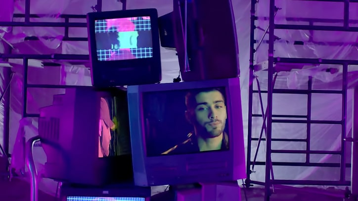 Watch Zayn Malik in Snakehips' Brooding 'Cruel' Video