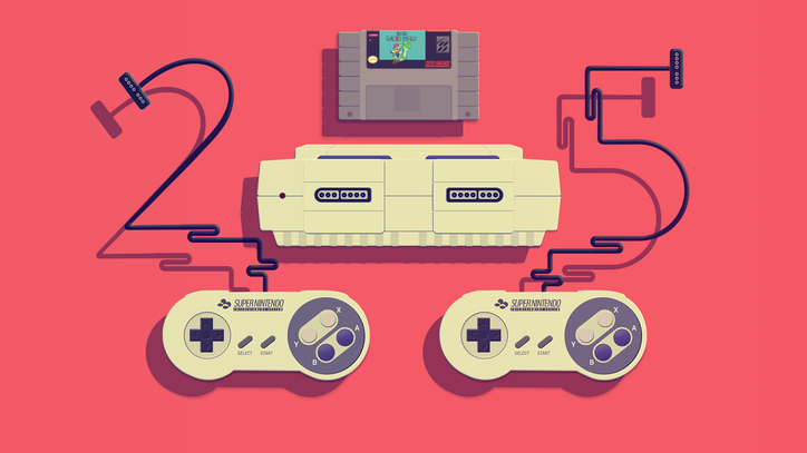 Why Super Nintendo Is the Reason You're Still Playing Video Games