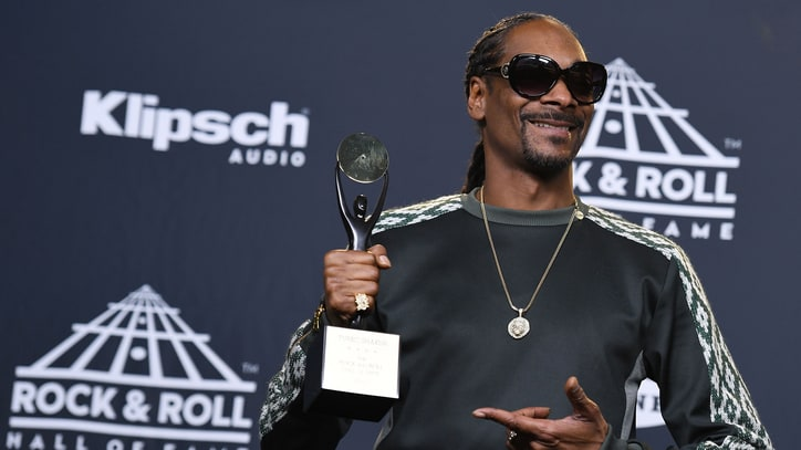 Snoop Dogg Talks Tupac's Historic Rock Hall of Fame Induction