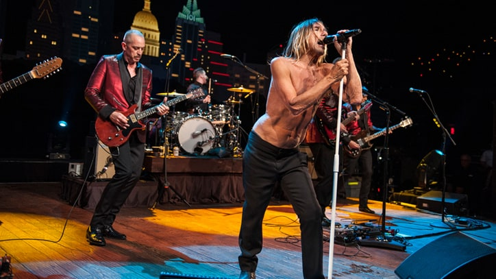 Watch Iggy Pop's Thrilling 'Austin City Limits' Debut