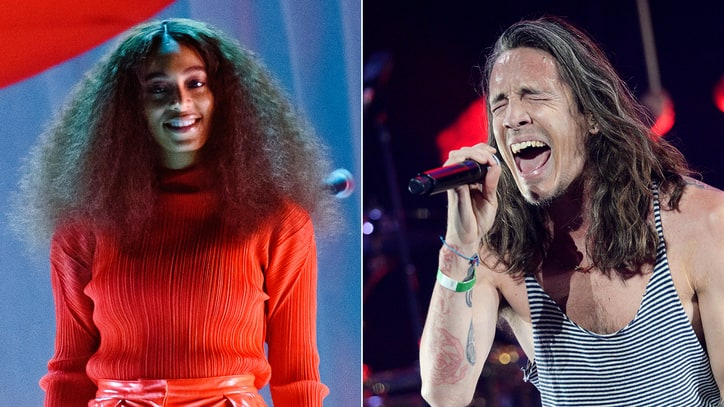 Watch Solange Sing 'Aqueous Transmission' With 'Teenage Crush' Brandon Boyd