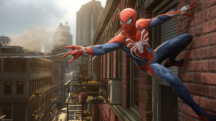 Everything You Might Have Missed From the 'Spider-Man' E3 Demo