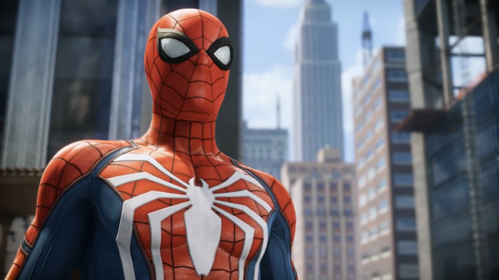 Watch the Amazing New 'Spider-Man' Trailer for PlayStation 4
