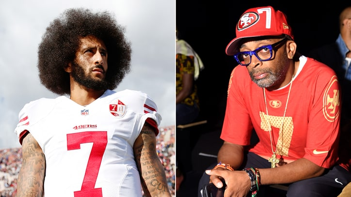 Spike Lee Announces Rally For Colin Kaepernick at NFL Headquarters
