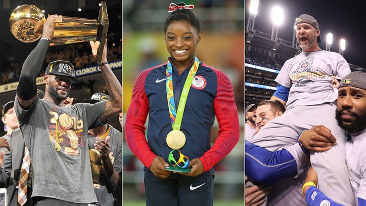 How Sports Helped Us Survive 2016