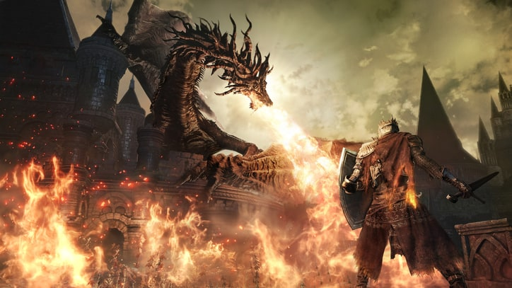 'Dark Souls': Dealing With the Absence of a Legendary Series