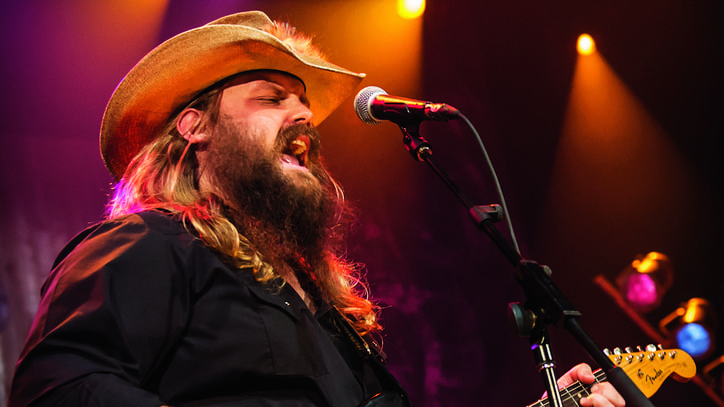 See Chris Stapleton's Fiery 'Living Long Like This' at Waylon Tribute