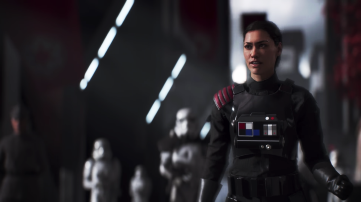 Spot Luke Skywalker as 'Star Wars Battlefront II' Team Talk Story