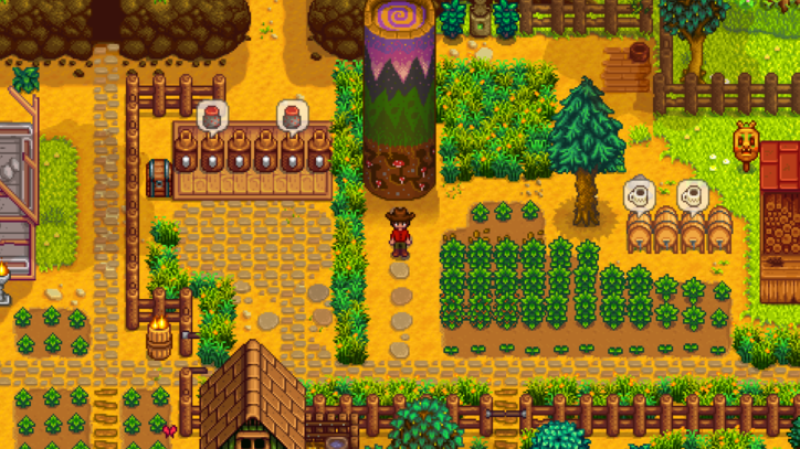 Today in Games: 'Stardew Valley' on Nintendo Switch, new 'Overwatch' Map