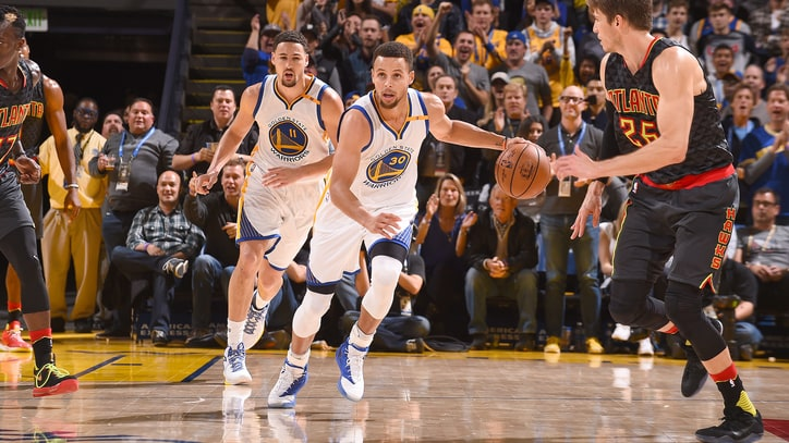 Golden State Warriors on Pace for Another Historic Regular Season