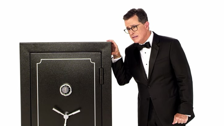 Watch Stephen Colbert's Hilarious Emmy Promos