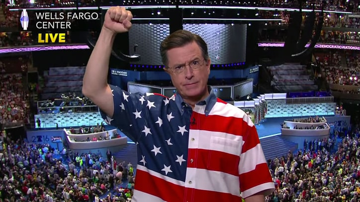 Stephen Colbert Forced to Retire 'Stephen Colbert,' Introduces 'Stephen Colbert'
