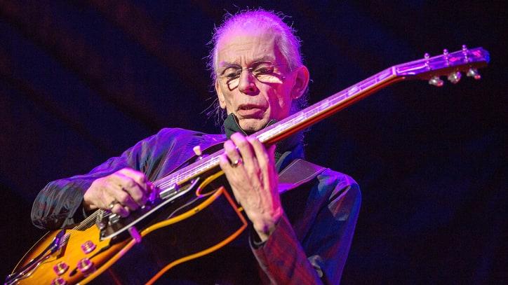 Yes' Steve Howe on Rock Hall Honor: 'I Don't Regret the Wait'