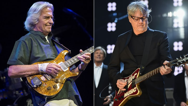 John McLaughlin, Steve Miller Revive Fusion, Blues Classics in NYC