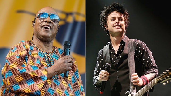 Global Citizen: Stevie Wonder, Green Day Lead Free NY Festival