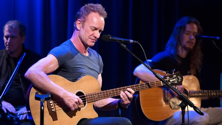 Sting to Reopen Paris Venue Bataclan One Year After Terrorist Attack