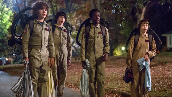 'Stranger Things' Previews Season Two Soundtrack With Majestic New Song