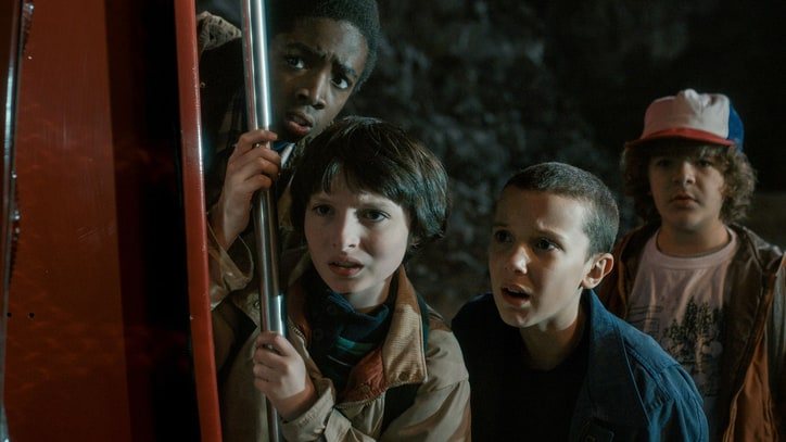 Hear 'Stranger Things'-Inspired Mixtape Featuring Smiths, Clash