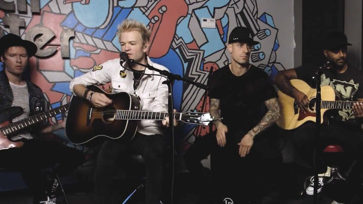 Watch Sum 41's Vulnerable Acoustic Performances of New, Old Songs