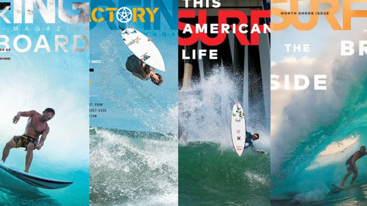 RIP 'Surfing Magazine': The Rag That Captured the Sport in All Its Irreverent Glory