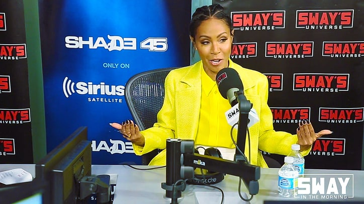Jada Pinkett Smith Remembers Meeting Tupac While Dealing Drugs