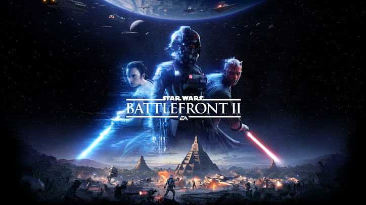 Watch the Full-Length 'Star Wars Battlefront 2' Reveal Trailer