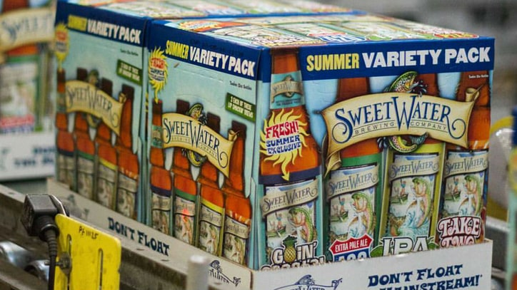A Sobering Tale: 79,000 Stolen Beers Get Recovered, Then Dumped
