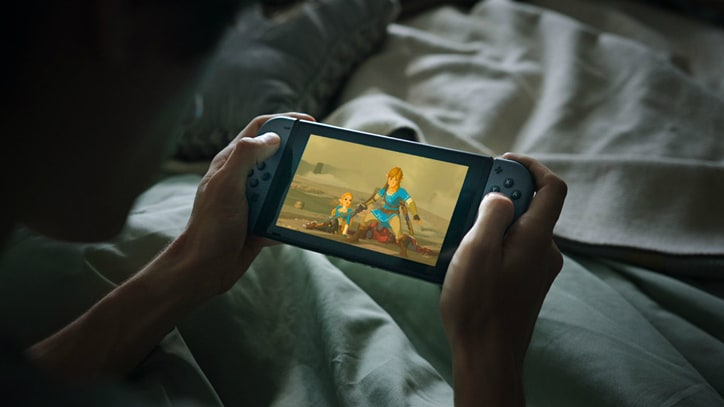 Nintendo's Switch Won't Have Virtual Console for Launch