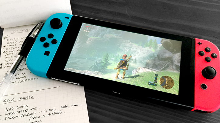 Our Week With The Nintendo Switch