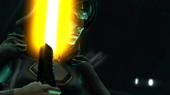 Making 'Star Wars: The Old Republic' in Tumultuous Times