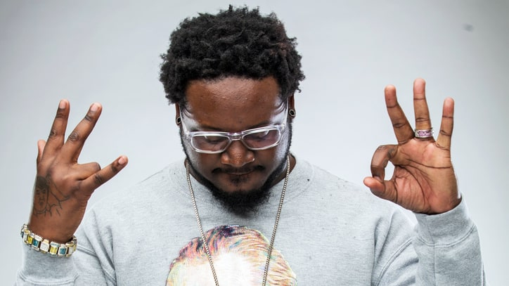 Hear T-Pain, Young M.A Boast About Sex on New Song 'F.B.G.M.'