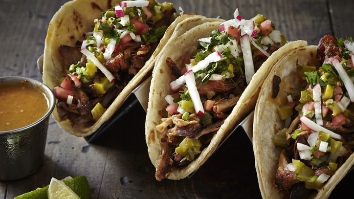 Three Brilliant Recipes To Shake Up Taco Night