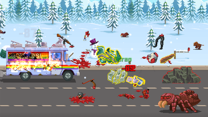 'Doom' Creator's 12-Year-Old Son Releases First Game: 'Gunman Taco Truck'