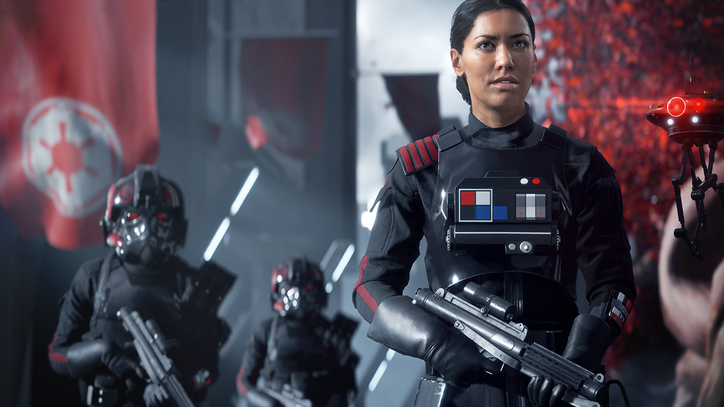 Q&A: 'Star Wars Battlefront 2' Story with EA and Lucasfilm